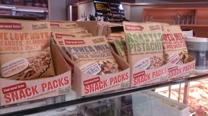 Harvest Snack Packs now available in many CBD cafes.